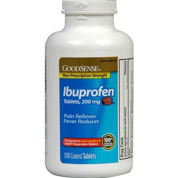 Good Sense Ibuprofen Tablets 200 Mg - No Carton Case Pack 12