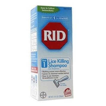 RID Lice Killing Shampoo