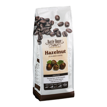 Barrie House Ground Coffee Hazelnut