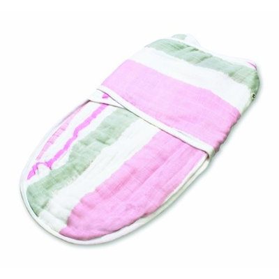 Aden + Anais Easy Swaddle - Size S/M - For the Birds Stripes