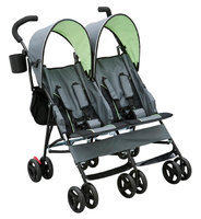 Delta Children's Products Delta City Street LX Side by Side Stroller