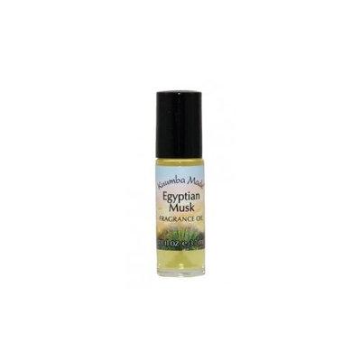 Kuumba Made Natural Frangrance Amber & Myrrh -- 1/8 Ounce Roll On