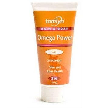 Tomlyn ProduCounts CountM06990 Tomlyn Omega Power Skin and Coat Gel Cat, 3-Ounce