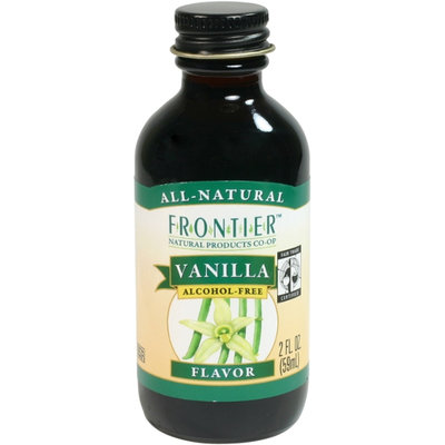 Frontier Fair Trade Certified Vanilla Flavor (no alcohol)