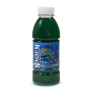 Magnum Detox Magnum 16oz Detox Drink - Blueberry