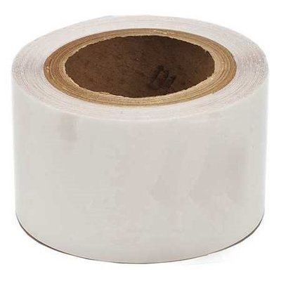 BRADY 142138 Laminate Tape, Clear,3In x 100Ft
