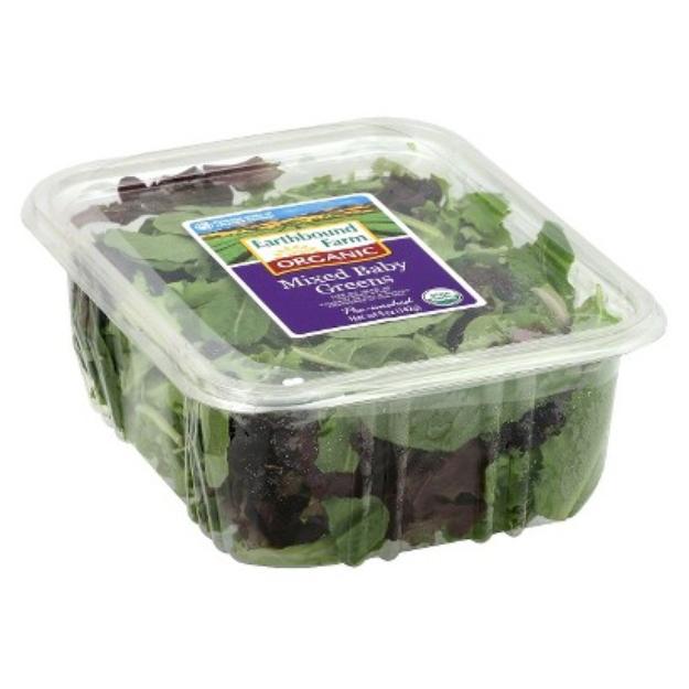 Taylor Organic Sweet Baby Lettuce 5 oz