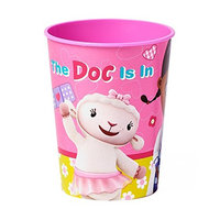 American Greetings Doc McStuffins 16 oz Plastic Party Cup, Party Supplies