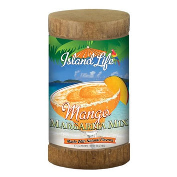 Island Life 2174028 5ct Mango Margarita Mix Eco-Canister - 6 Packs