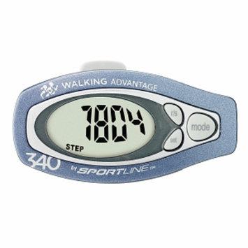 Sportline Step & Distance Pedometer