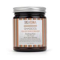 Shea Terra Organics Shea Terra Ghasool L'eau De Fleur D'Oranger Purifying Paste 9 oz.