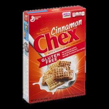 Chex Gluten Free Rice Cereal Cinnamon