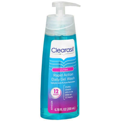 CLEARASIL® Ultra Rapid Action Daily Gel Wash