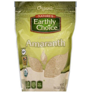 Natures Earthly Choice Nature's Earthly Choice Organic Amaranth, 14 oz, (Pack of 6)