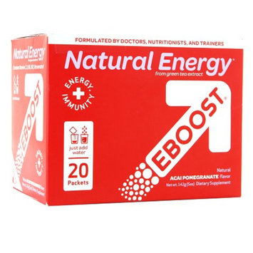 EBOOST Natural Energy Packets