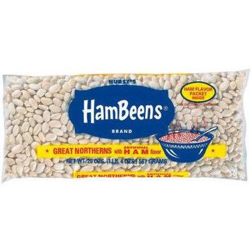 N.k. Hurst Company Hurst's Hambeens W/Ham Flavor Great Northern Beans, 20 oz