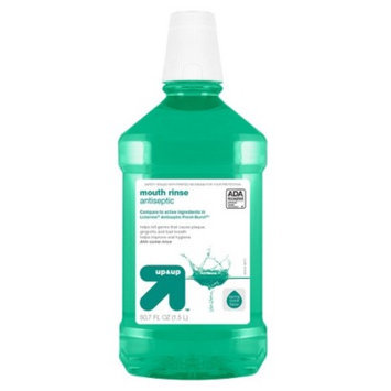 up & up Antiseptic Mouthwash - Green (1.5 L)