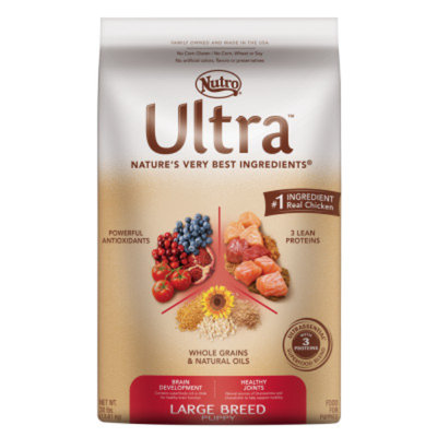 Nutro Ultra NUTROA ULTRATM Large Breed Puppy Food