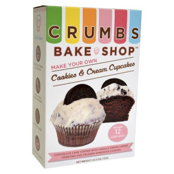 Pelican Bay Crumbs Bake Shop Make Your Own Cookies & Cream Cupcakes 25.5 oz