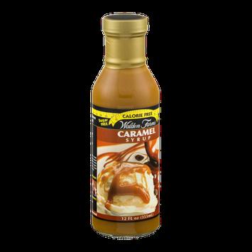 Walden Farms Caramel Syrup Calorie Free