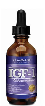 IGF-1 AnuMed Intl 1 oz Liquid