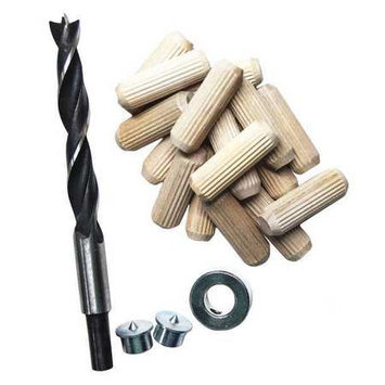 Century Drill & Tool Doweling Kit Size: 0.5