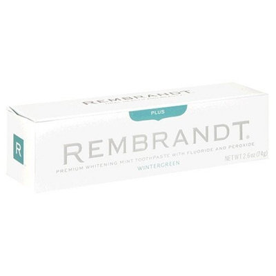 Rembrandt® Plus Peroxide Toothpaste