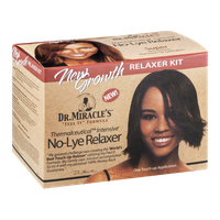 Dr. Miracle's No-Lye Relaxer Kit Super