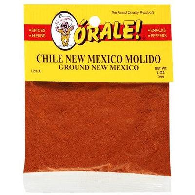 Orale New Mexico Ground Chile, 2 oz