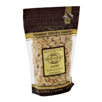 Parker's Virginia Gourmet Salted  Peanuts