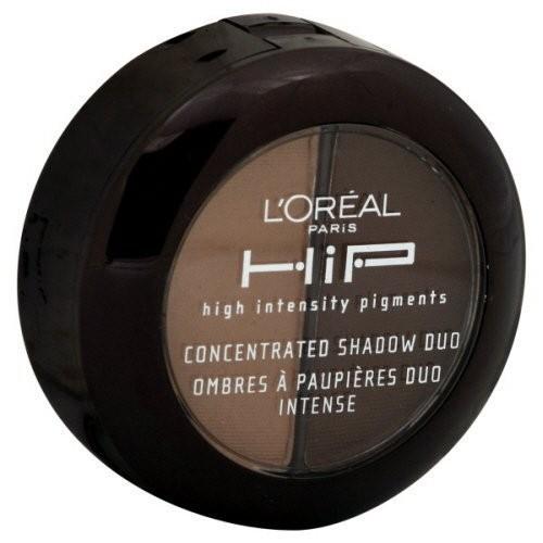 L'Oréal Paris HiP Studio Secrets Concentrated Shadow Duo, Shady (2-Pack)