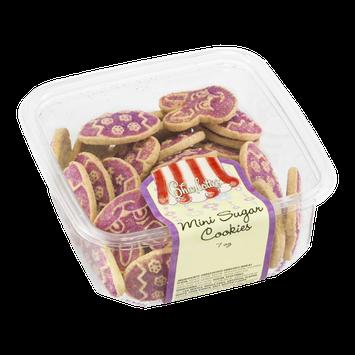 Charolotte's Mini Sugar Cookies