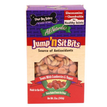 Three Dog Bakery Jump 'N Sit Bits