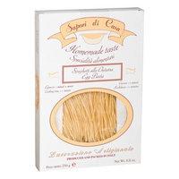 Sapori Di Casa Spaghetti alla Chitarra Egg Pasta, 8.8-Ounce Boxes (Pack of 3)