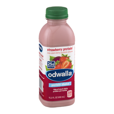 Odwalla Protein Shake Strawberry