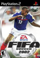 EA FIFA 2002 Road to FIFA World Cup Playstation 2
