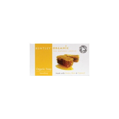 Bentley Organic Smoothing Soap with Honey, Bran and Oatmeal 5.3 oz Bar(s)