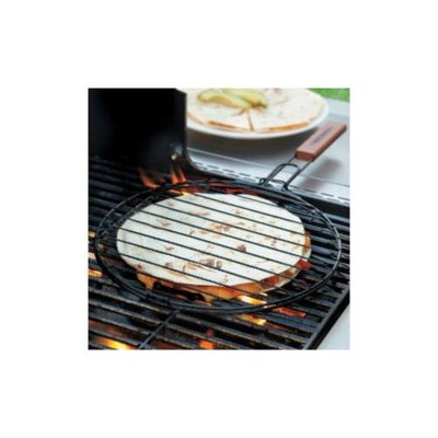 Charcoal Companion Non-Stick Wire Quesadilla Basket