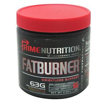 Prime Nutrition Fat Burner Pineapple 45 svg