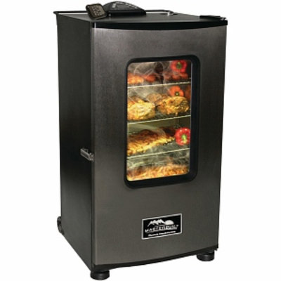 Masterbuilt Electric Smoker With Viewing Window, 1 ea