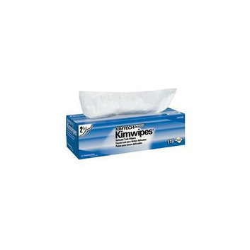 Kimberly-Clark Professional 412-34705 Kaydry Ex-L White Delicate Task Wipers