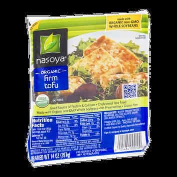 Nasoya Organic Firm Tofu