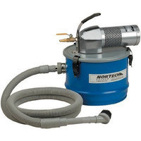 NORTECH Air-Powered Vac - 4-Gallon Capacity