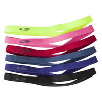 C9 by Champion Women's 6 Pack Headbands - Assorted Colors OSFM