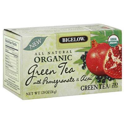 Bigelow Organic Green Tea Bags