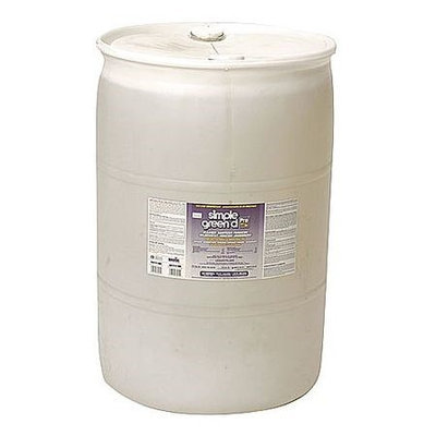 SIMPLE GREEN 3400000130555 One Step Disinfectant, Size 55 gal.