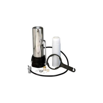 BNF Countertop Stainless Steel Water Filter