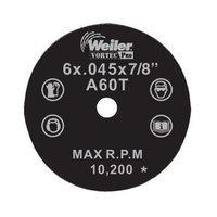 Weiler Weiler - Vortec Pro Type 1 Thin Cutting Wheels 5
