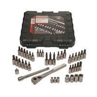 Craftsman 42 piece 1/4 and 3/8-inch Drive Bit and Torx Bit Socket Wrench Set Standard