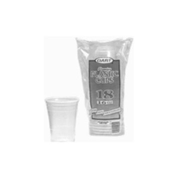 Dart Cont. 16KX18 Plastic Cups (Pack of 12)